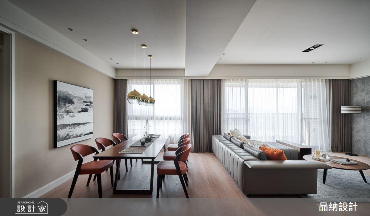 40坪新成屋(5年以下)_美式風餐廳案例圖片_卡納文創/品納設計_品納_40之4