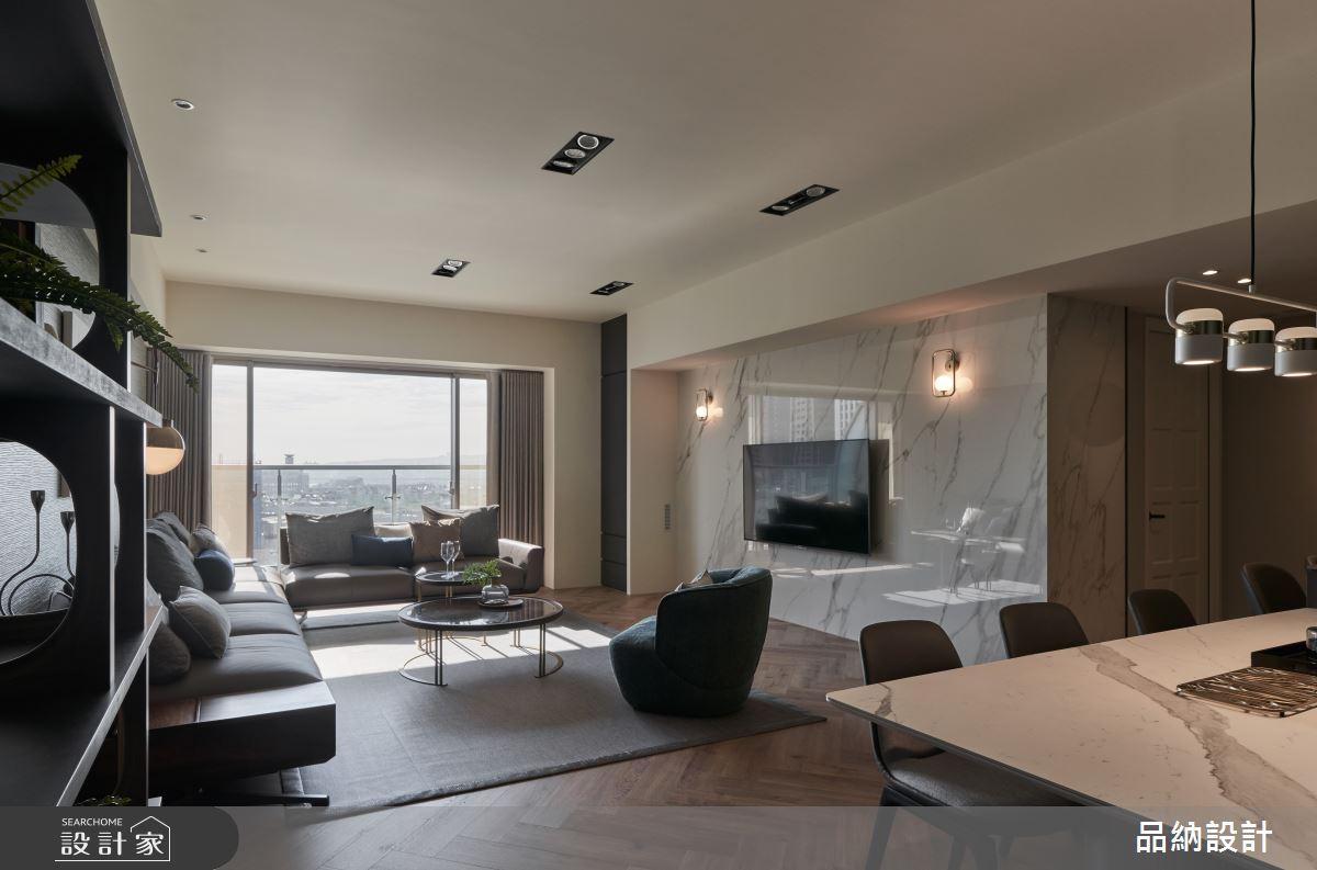 50坪新成屋(5年以下)_現代風案例圖片_卡納文創/品納設計_品納_42之4