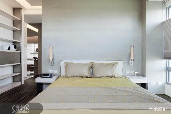 90坪新成屋(5年以下)_現代風臥室案例圖片_禾築國際設計_禾築_11之3