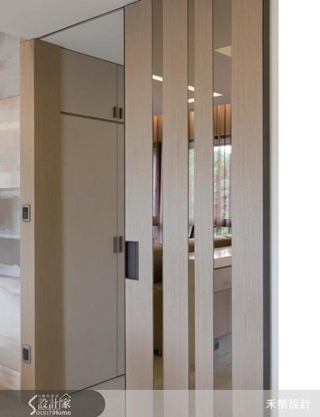 45坪新成屋(5年以下)_現代風玄關案例圖片_禾築國際設計_禾築_12之3