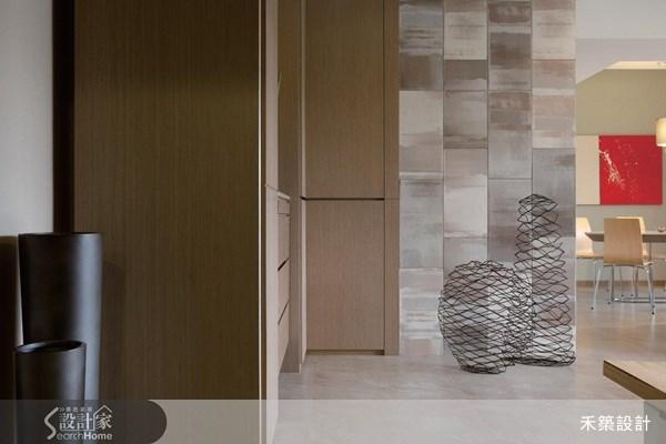 45坪新成屋(5年以下)_現代風走廊案例圖片_禾築國際設計_禾築_12之2