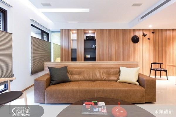 33坪新成屋(5年以下)_北歐風客廳案例圖片_禾築國際設計_禾築_15之6