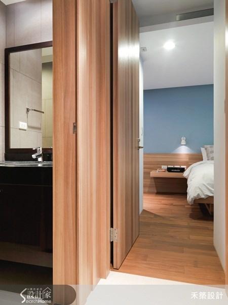 33坪新成屋(5年以下)_北歐風臥室案例圖片_禾築國際設計_禾築_15之20