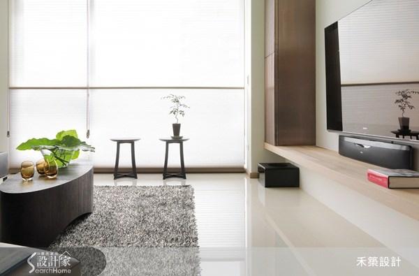 40坪新成屋(5年以下)_北歐風客廳案例圖片_禾築國際設計_禾築_19之6