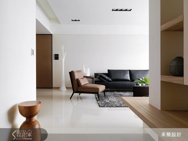 40坪新成屋(5年以下)_北歐風走廊案例圖片_禾築國際設計_禾築_19之1