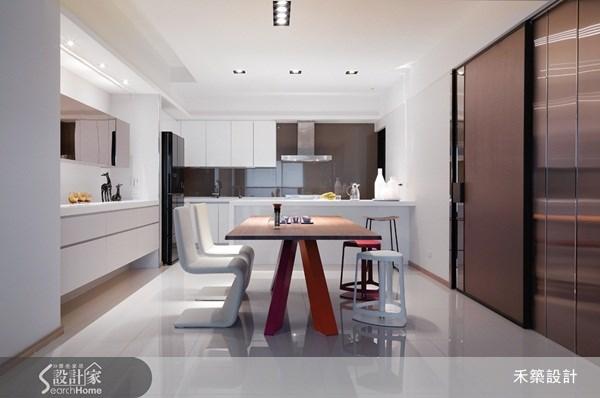 40坪新成屋(5年以下)_北歐風餐廳案例圖片_禾築國際設計_禾築_19之13
