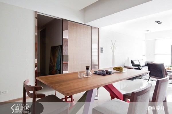 40坪新成屋(5年以下)_北歐風餐廳案例圖片_禾築國際設計_禾築_19之8