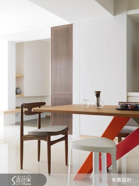 40坪新成屋(5年以下)_北歐風餐廳案例圖片_禾築國際設計_禾築_19之9