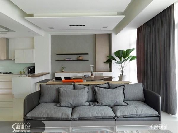 新成屋(5年以下)_休閒風客廳案例圖片_禾築國際設計_禾築_20之5