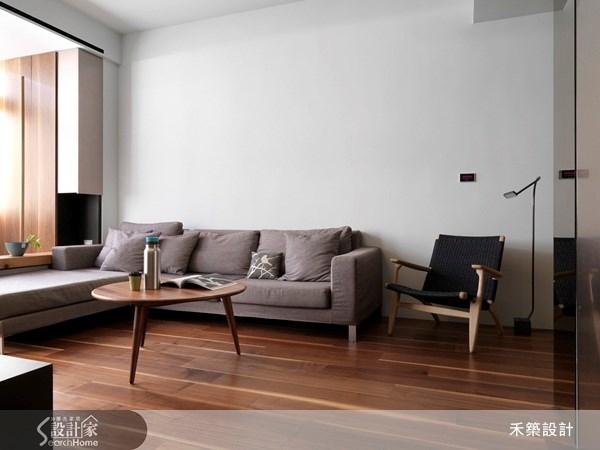 32坪老屋(16~30年)_現代風客廳案例圖片_禾築國際設計_禾築_24之4
