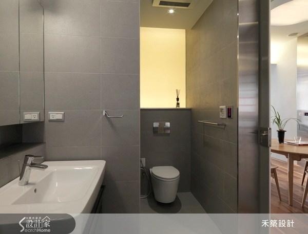 32坪老屋(16~30年)_現代風浴室案例圖片_禾築國際設計_禾築_24之24