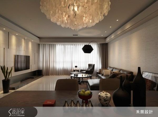 48坪新成屋(5年以下)_現代風餐廳案例圖片_禾築國際設計_禾築_25之3