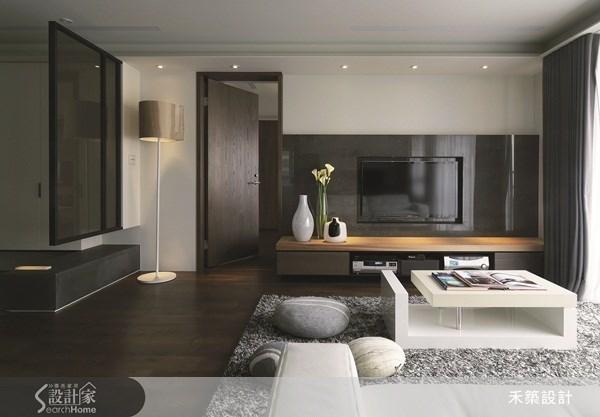35坪新成屋(5年以下)_北歐風客廳案例圖片_禾築國際設計_禾築_26之3