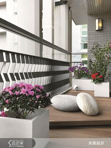 35坪新成屋(5年以下)_北歐風庭院案例圖片_禾築國際設計_禾築_26之8