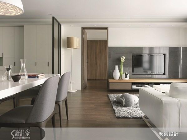 35坪新成屋(5年以下)_北歐風餐廳案例圖片_禾築國際設計_禾築_26之10