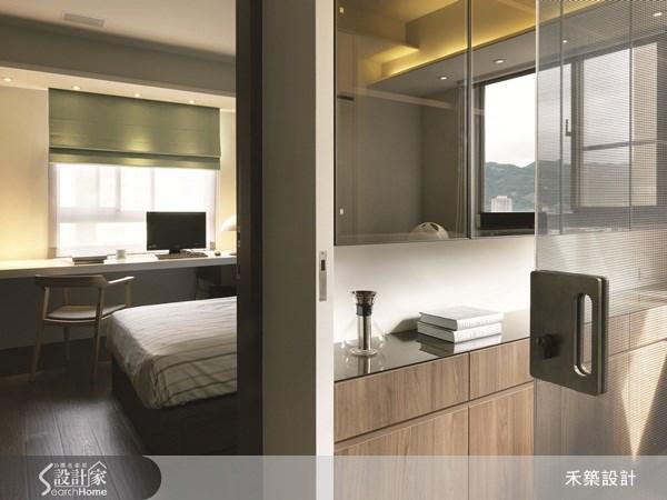 35坪新成屋(5年以下)_北歐風臥室案例圖片_禾築國際設計_禾築_26之24