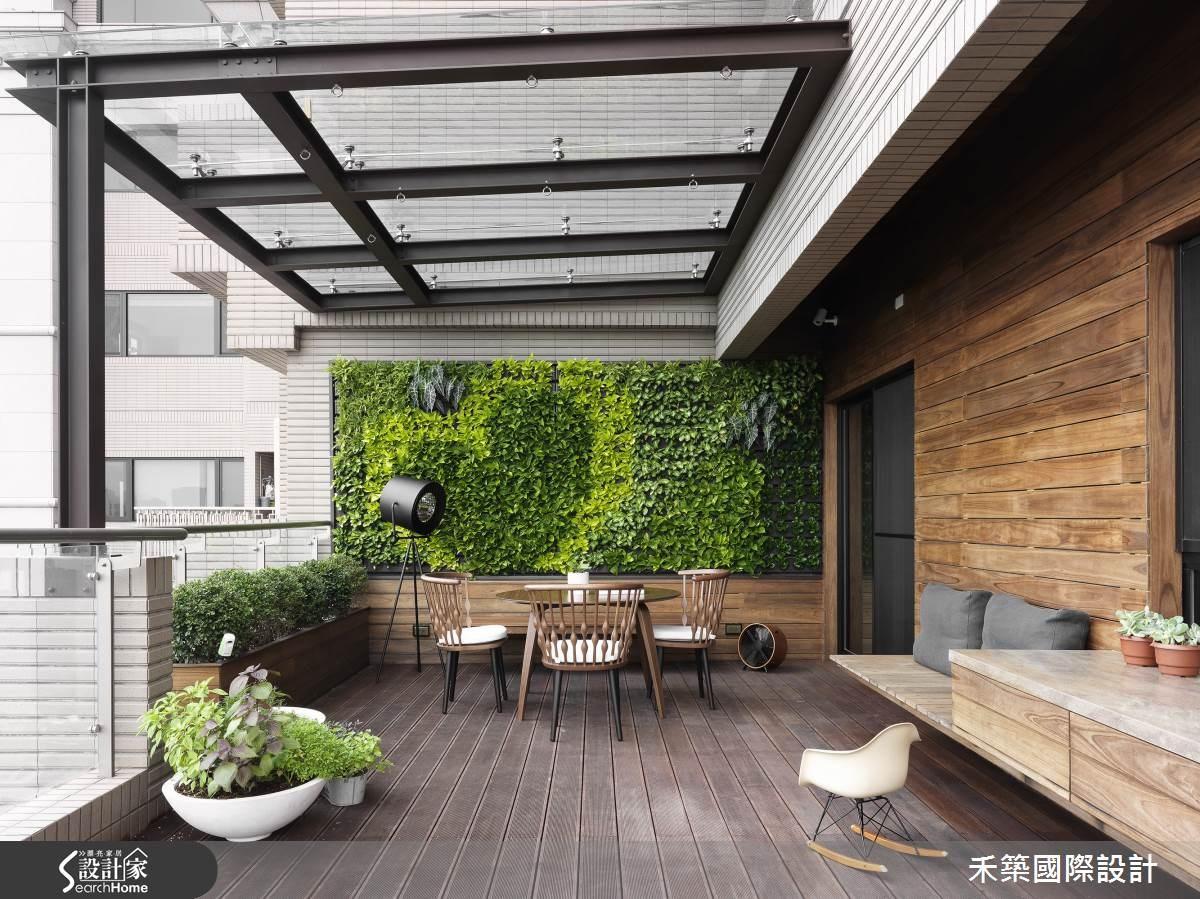 88坪新成屋(5年以下)_現代風庭院案例圖片_禾築國際設計_禾築_33之1
