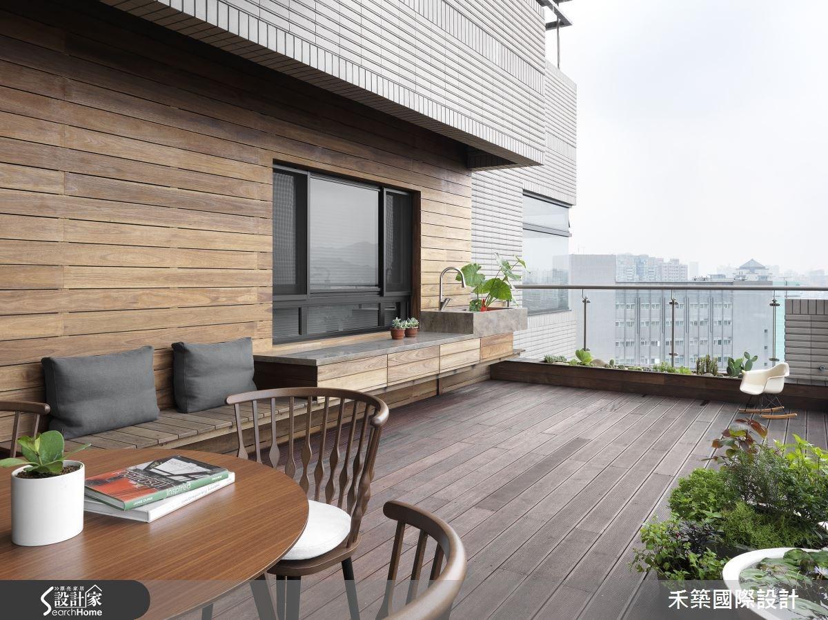 88坪新成屋(5年以下)_現代風庭院案例圖片_禾築國際設計_禾築_33之2