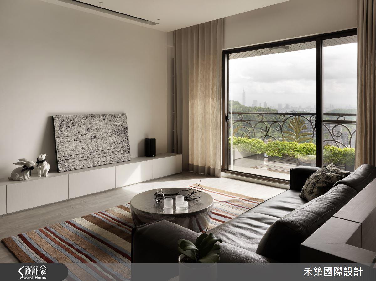 穠纖合度 26 坪現代宅 創造簡單生活