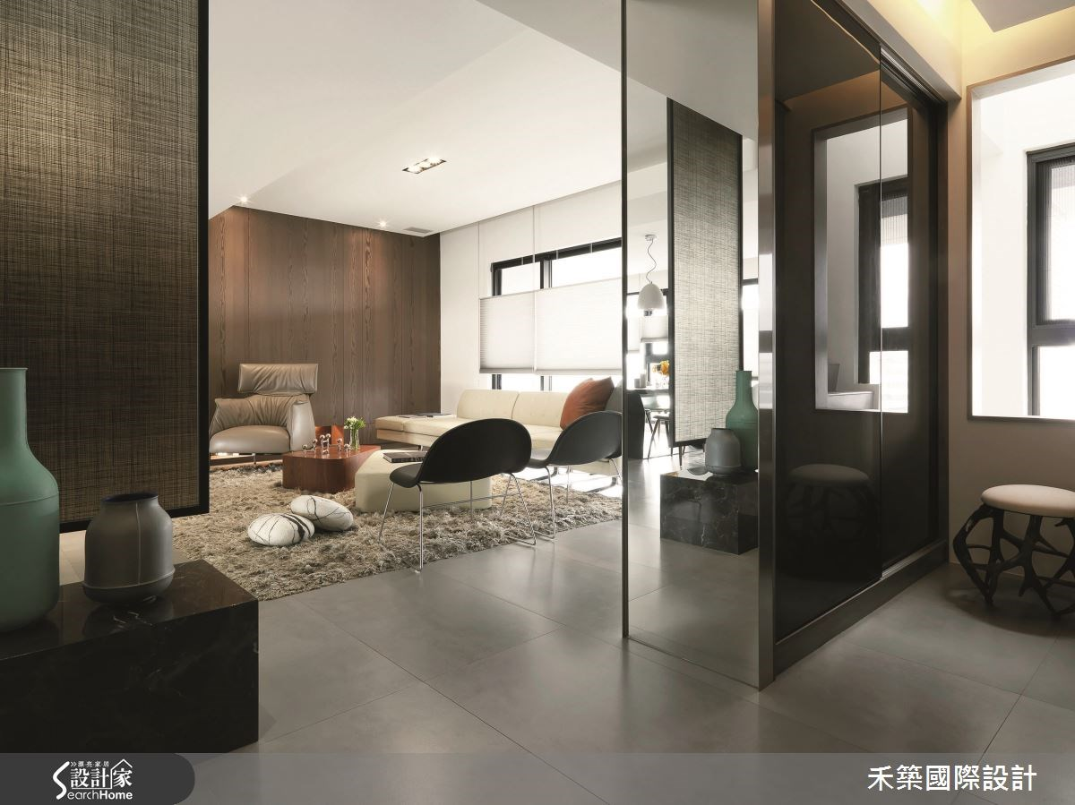 85坪新成屋(5年以下)_現代風客廳案例圖片_禾築國際設計_禾築_39之4