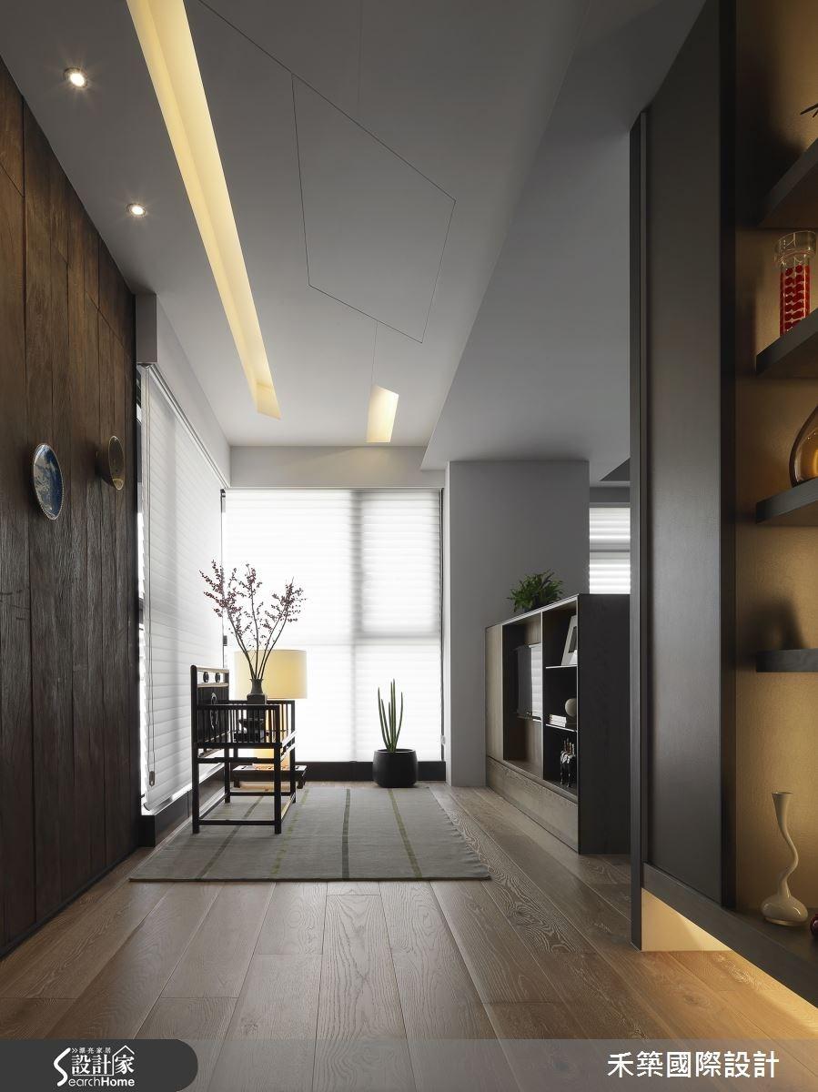 50坪新成屋(5年以下)_現代風玄關案例圖片_禾築國際設計_禾築_40之2