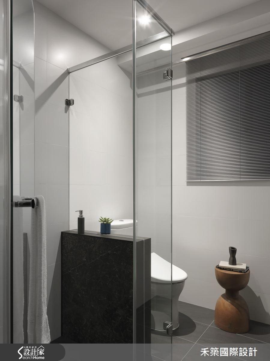 50坪新成屋(5年以下)_現代風浴室案例圖片_禾築國際設計_禾築_40之48