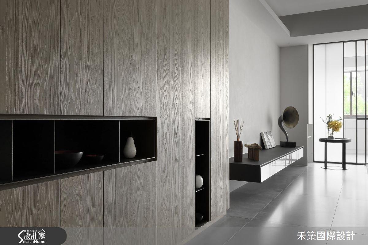 40坪_現代風客廳案例圖片_禾築國際設計_禾築_42之2