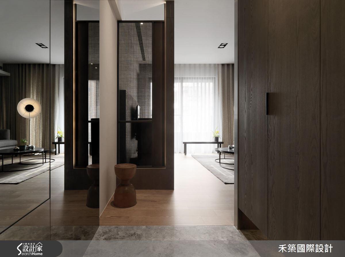 33坪_現代風走廊案例圖片_禾築國際設計_禾築_43之2