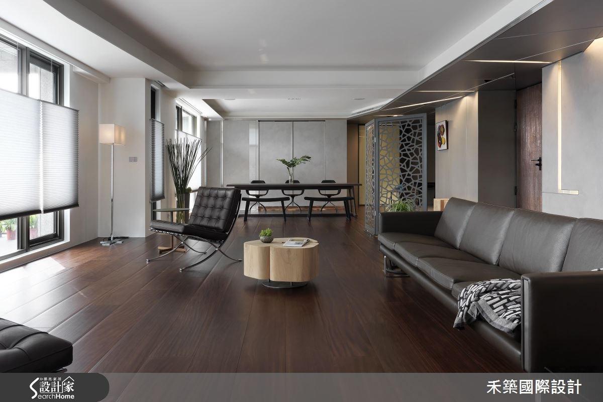 85坪新成屋(5年以下)_現代風案例圖片_禾築國際設計_禾築_46之3