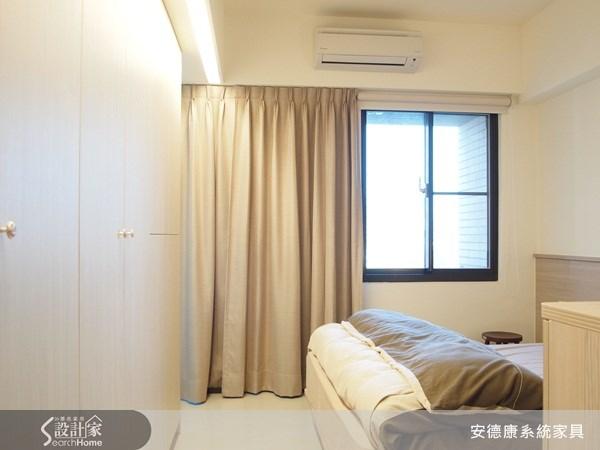 14坪新成屋(5年以下)_現代風臥室案例圖片_安德康系統室內設計_安德康_04之8