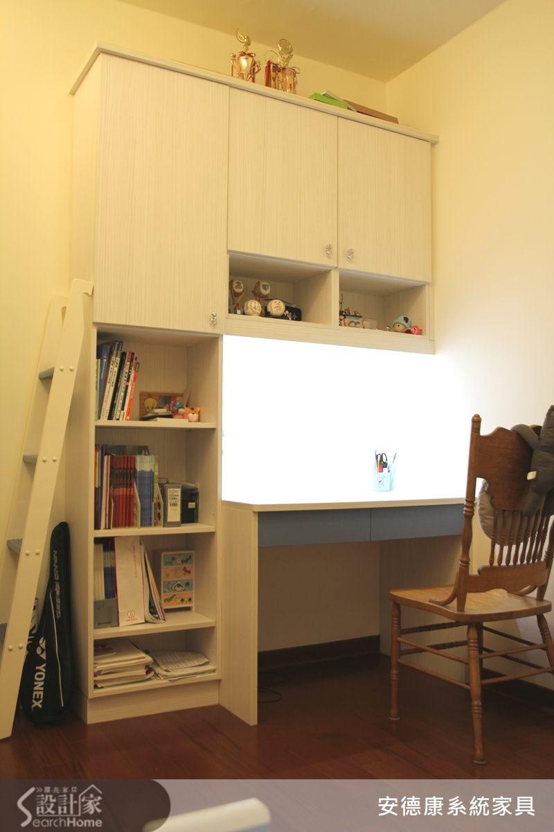 30坪中古屋(5~15年)_簡約風書房案例圖片_安德康系統室內設計_安德康_14之11