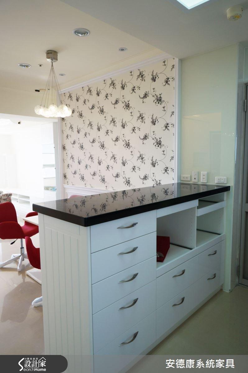 40坪中古屋(5~15年)_新古典廚房案例圖片_安德康系統室內設計_安德康_19之6