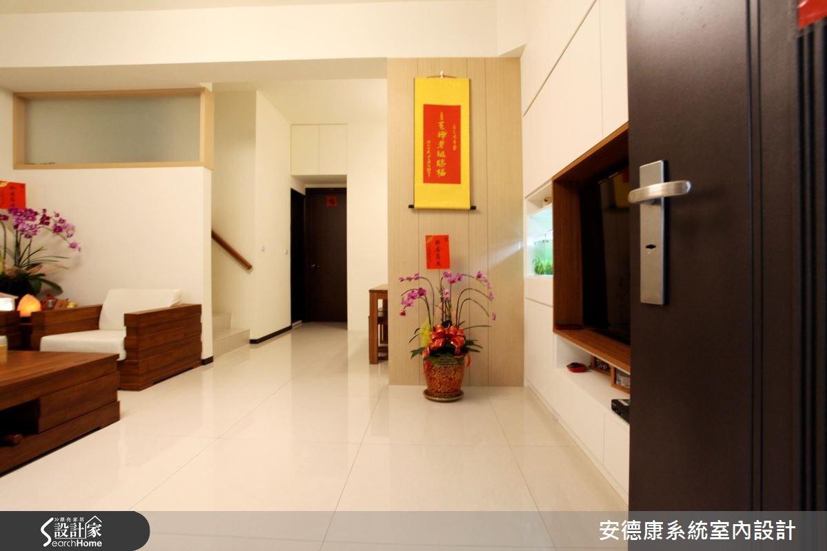70坪新成屋(5年以下)_現代風案例圖片_安德康系統室內設計_安德康_38之1