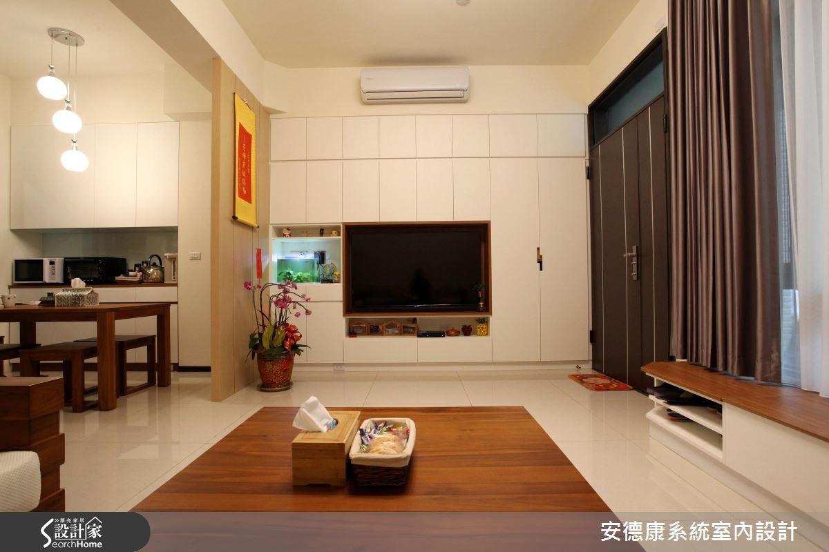70坪新成屋(5年以下)_現代風案例圖片_安德康系統室內設計_安德康_38之2