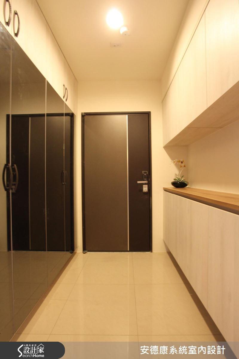 25坪新成屋(5年以下)_現代風案例圖片_安德康系統室內設計_安德康_39之1