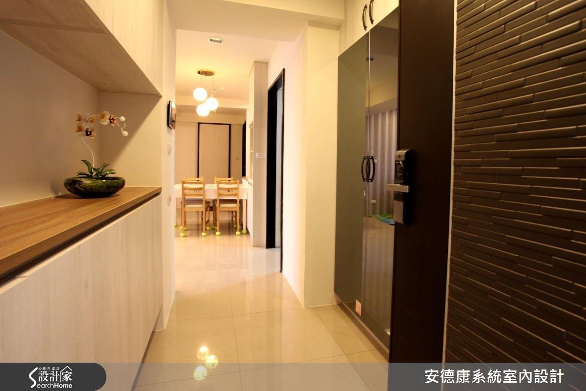 25坪新成屋(5年以下)_現代風案例圖片_安德康系統室內設計_安德康_39之2