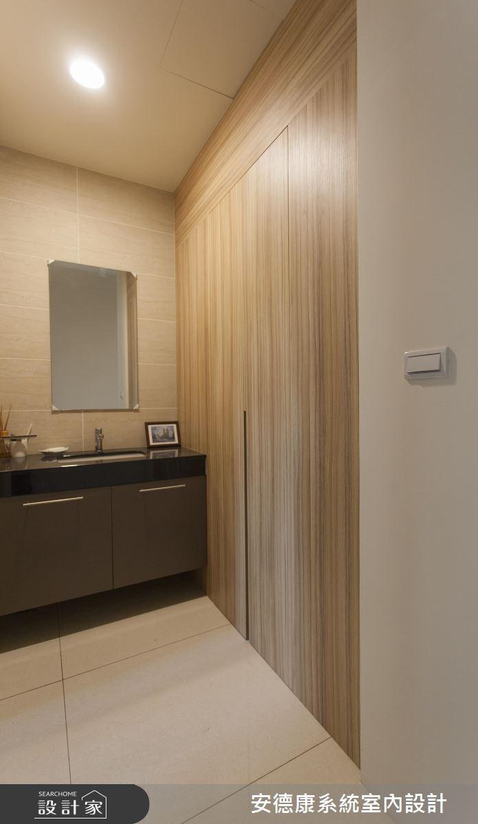 40坪新成屋(5年以下)_工業風浴室案例圖片_安德康系統室內設計_安德康_49之20