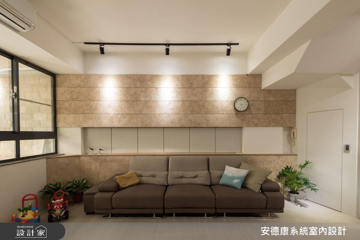小家庭暖心質感首推!12坪中古屋翻新美感機能雙贏小宅