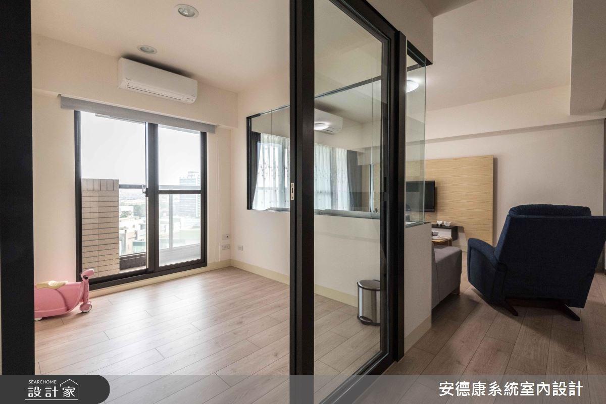 28坪新成屋(5年以下)_簡約風和室案例圖片_安德康系統室內設計_安德康_69之13
