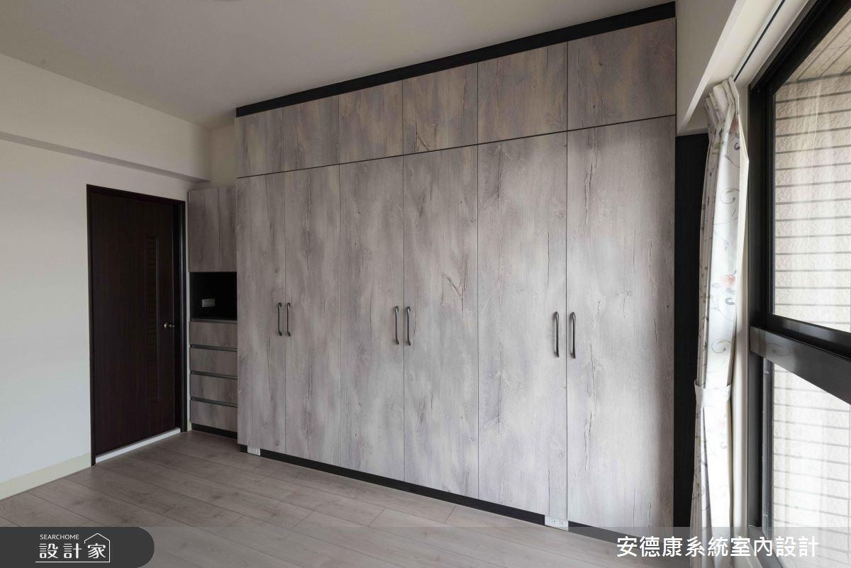 28坪新成屋(5年以下)_簡約風案例圖片_安德康系統室內設計_安德康_69之14