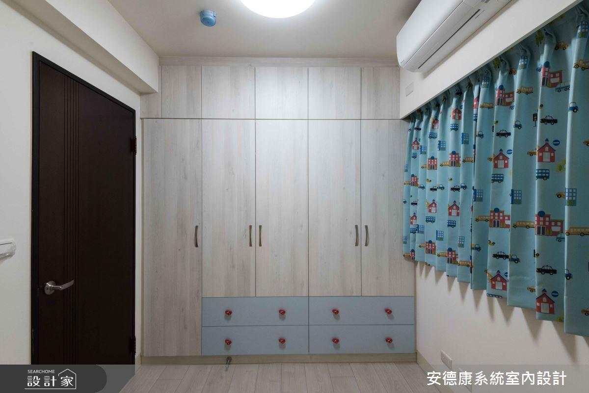 28坪新成屋(5年以下)_簡約風案例圖片_安德康系統室內設計_安德康_69之15