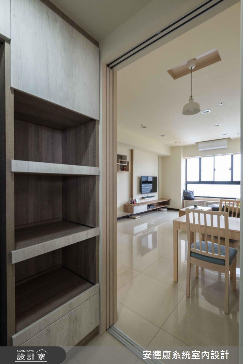 22坪新成屋(5年以下)_簡約風餐廳案例圖片_安德康系統室內設計_安德康_70之8