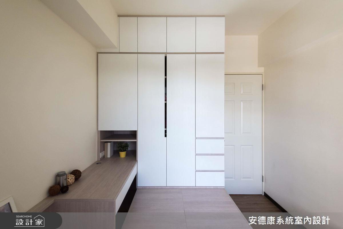 30坪新成屋(5年以下)_北歐風和室案例圖片_安德康系統室內設計_安德康_78之16