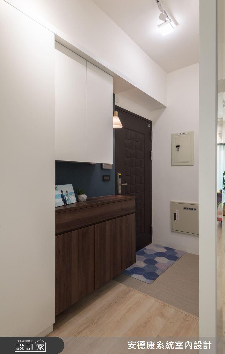 20坪新成屋(5年以下)_北歐風案例圖片_安德康系統室內設計_安德康_117之1