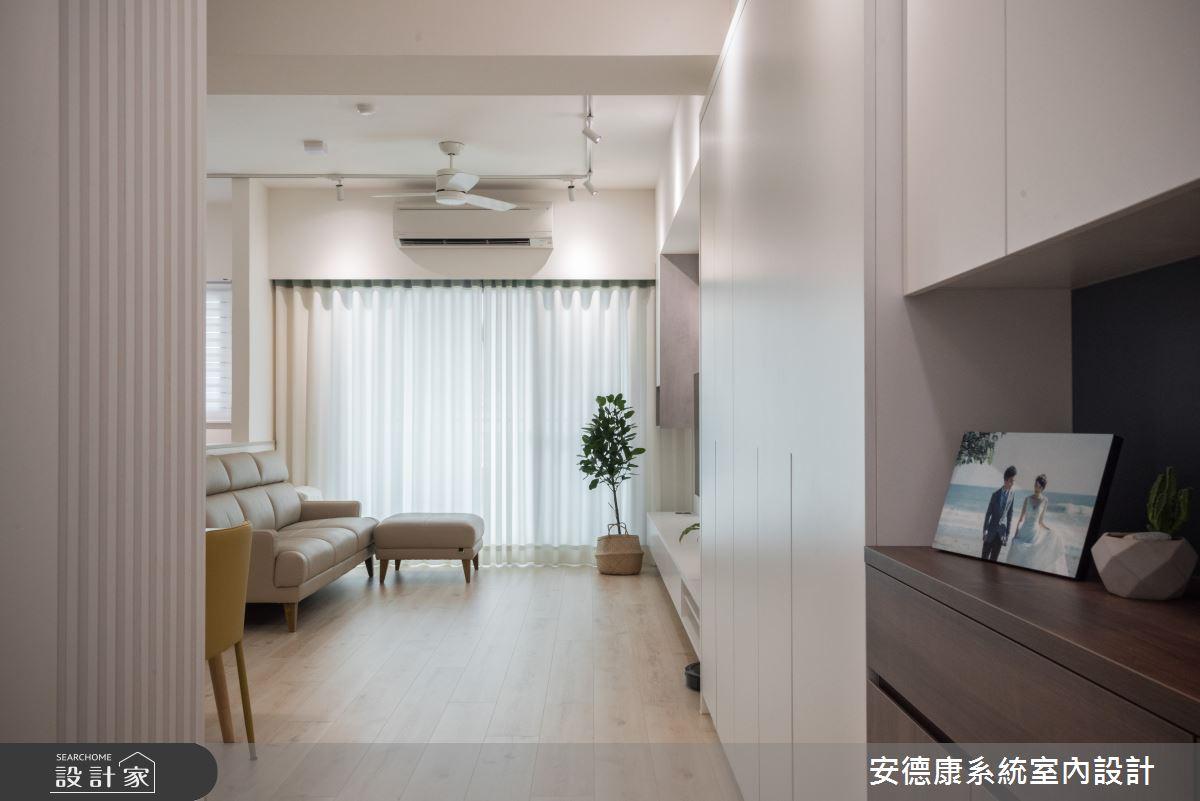 20坪新成屋(5年以下)_北歐風案例圖片_安德康系統室內設計_安德康_117之3