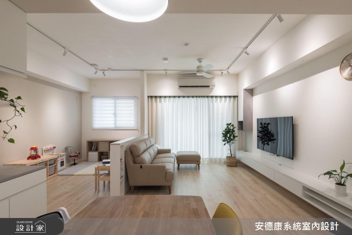 20坪新成屋(5年以下)_北歐風案例圖片_安德康系統室內設計_安德康_117之8
