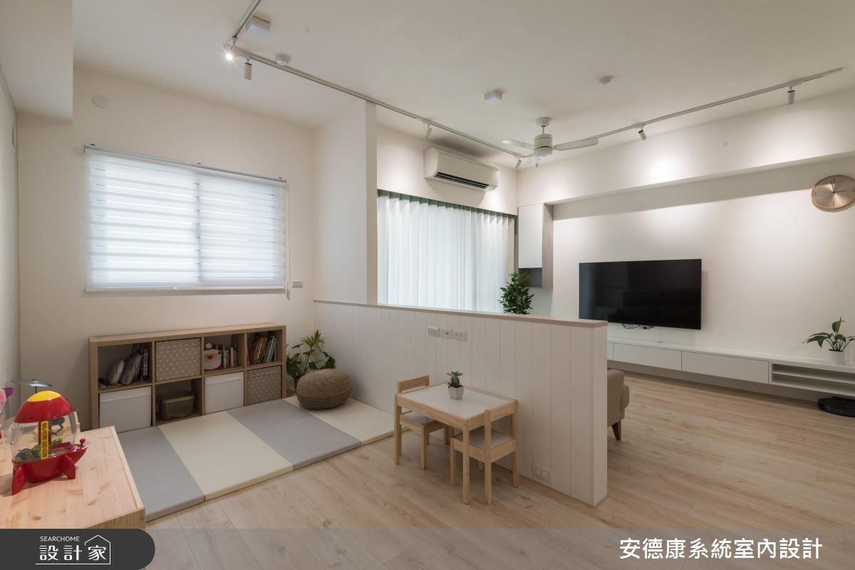 20坪新成屋(5年以下)_北歐風案例圖片_安德康系統室內設計_安德康_117之9