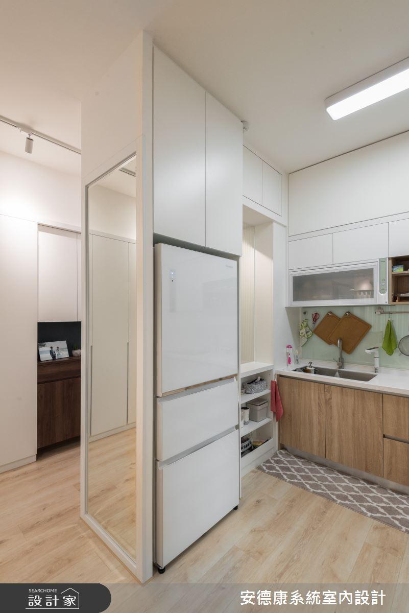 20坪新成屋(5年以下)_北歐風案例圖片_安德康系統室內設計_安德康_117之11