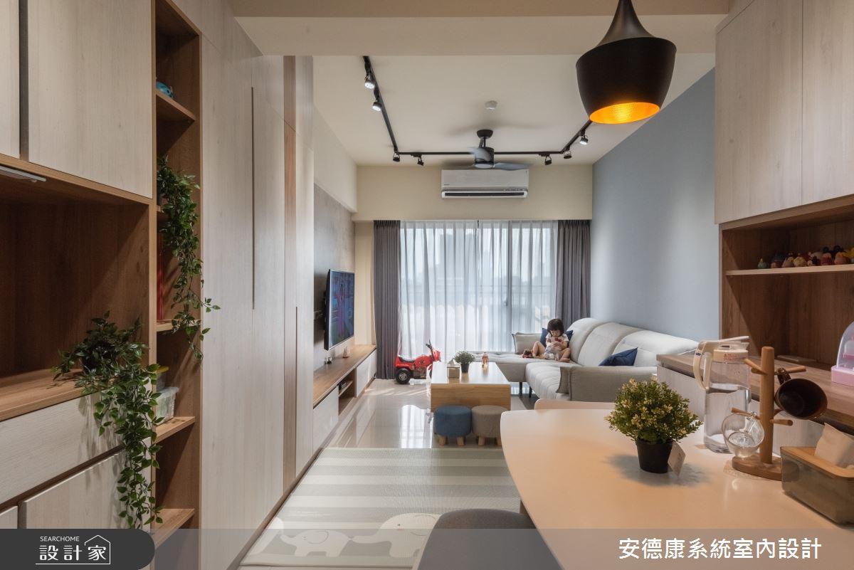 新成屋(5年以下)_混搭風案例圖片_安德康系統室內設計_安德康_120之4