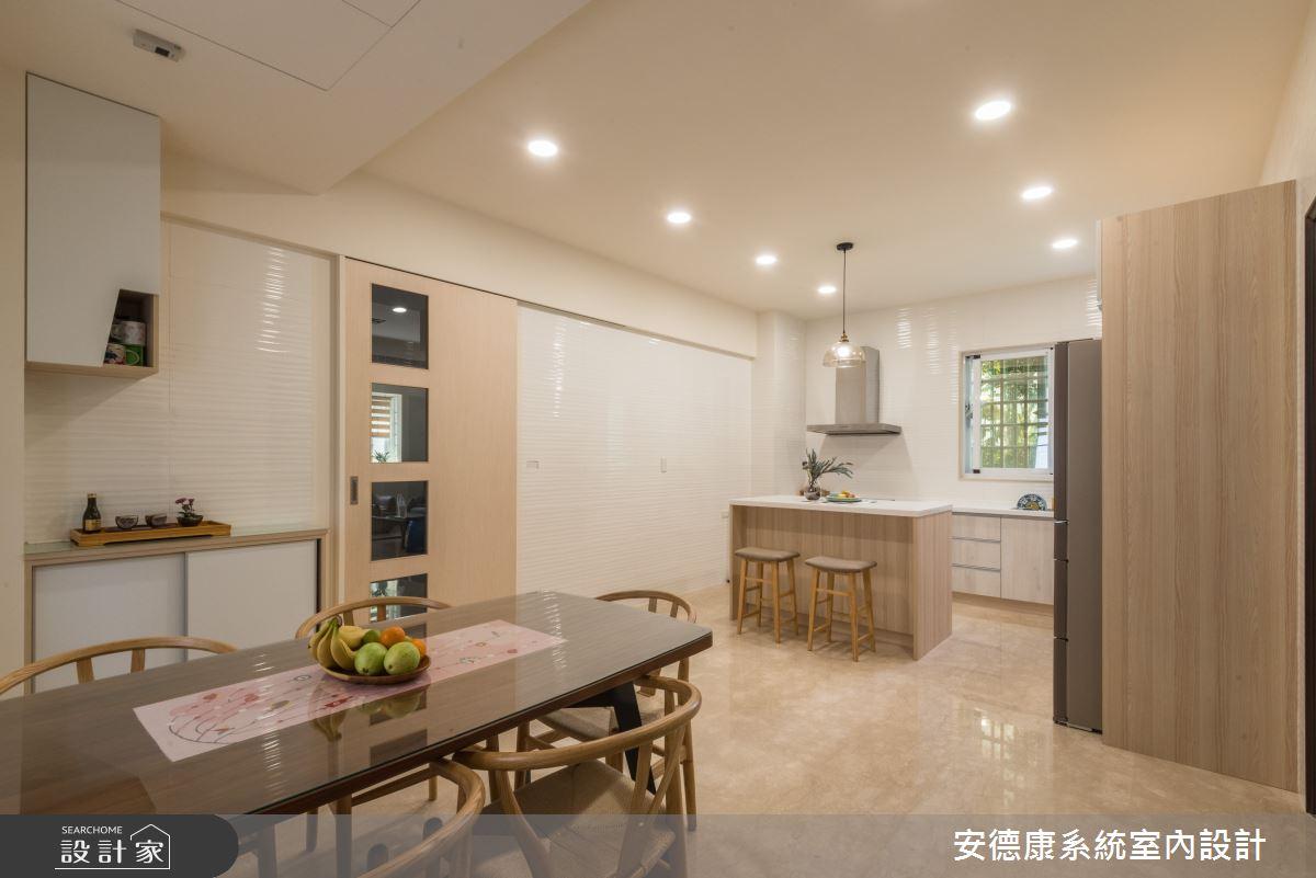 80坪新成屋(5年以下)_混搭風案例圖片_安德康系統室內設計_安德康_121之4